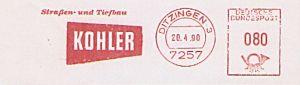 Freistempel Ditzingen - Kohler Straßen- und Tiefbau (#243)