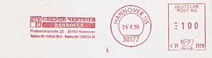Freistempel E59 2028 Hannover - CVH Chemie Vertrieb (#265)