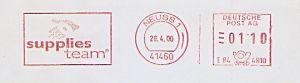 Freistempel E84 4810 Neuss - Supplies Team GmbH (#325)