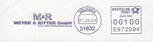 Freistempel E972094 Völksen - Meyer & Ritter GmbH (#39)