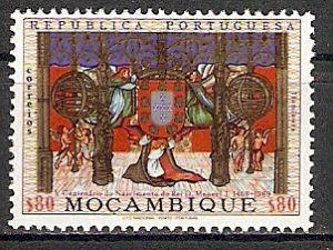 Mocambique 551 ** 500. Geburtstag König Manuels I (2015418)