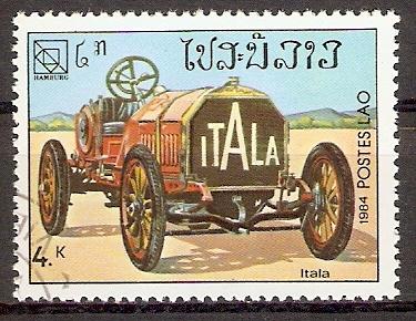 Laos 755 o Itala (2018136)