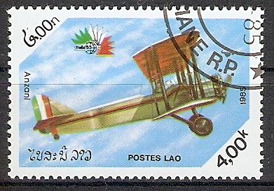 Laos 862 o Flugzeug \