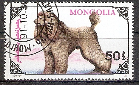 Mongolei 2323 o Königspudel (2017485)