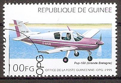 Guinea 1539 o Flugzeug \