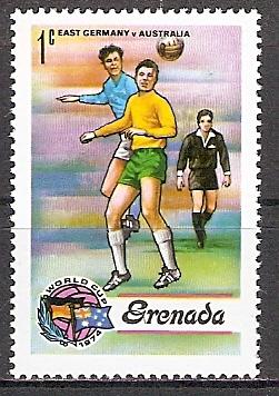 Grenada 575 ** Fußball WM 1974 (2015501)