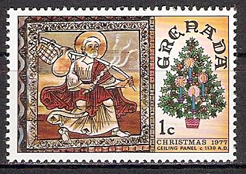 Grenada 858 ** Heiliger auf Wanderschaft (2015511)