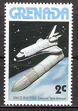 Grenada 891 ** Space Shuttle (2015475)