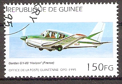 Guinea 1540 o Flugzeug \