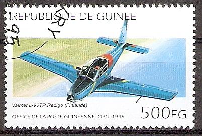 Guinea 1544 o Flugzeug \