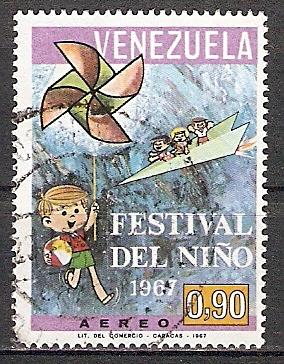 Venezuela 1731 o Tag des Kindes 1967 (201892)