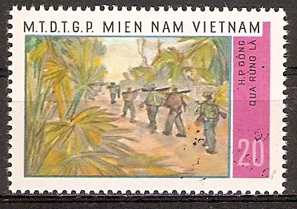 Vietnam - Ausgaben der Vietcong 16 o (20151087)
