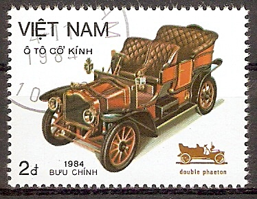 Vietnam 1497 o Doppelphaeton (2018135)