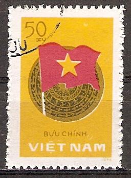 Vietnam 909 o Staatsflagge (20151085)