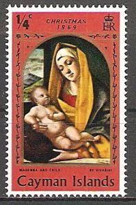 Kaimaninseln 241 ** Weihnachten 1969 (2015421)