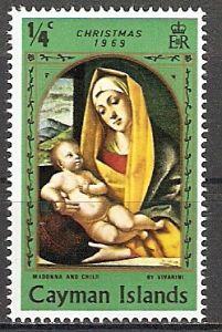 Kaimaninseln 242 ** Weihnachten 1969 (2015420)