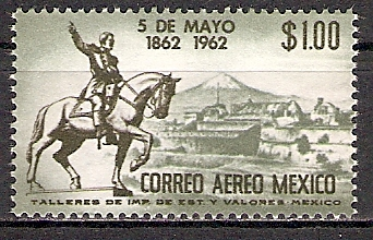 Mexiko 1117 ** General Ignacio Zaragoza (2015523)