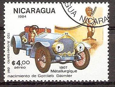 Nicaragua 2517 o Métallurgique 1907 (2018134)