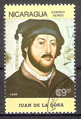 Nicaragua 2706 o Juan de la Cosa (201732)