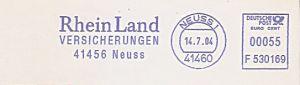 Freistempel F530169 Neuss - RheinLand Versicherungen (#397)