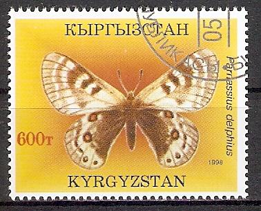 Kirgisistan 137 o Rußapollo (201750)