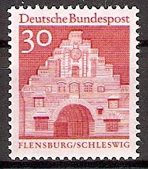 BRD 493 ** 30 PF Große Bauwerke (2015534)