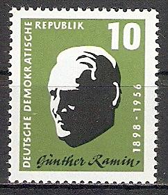 DDR 604 ** Günther Ramin 1957 (2017499)