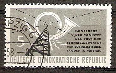 DDR 620 o Postkonferenz 1958 (2015748)