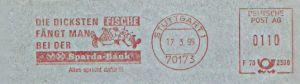 Freistempel F70 2300 Stuttgart - Sparda Bank (Abb. Fische (#116)