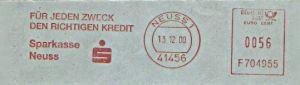 Freistempel F704955 Neuss - Sparkasse (#142)