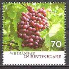 BRD 3334 ** Weinanbau in Deutschland 2017 (2017558)