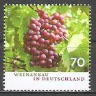 BRD 3334 ** Weinanbau in Deutschland 2017 (2017559)