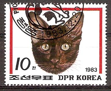 Korea-Nord 2434 o Katze (20151100)
