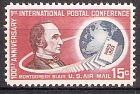 USA 840 ** Postkonferenz / Montgomery Blair (201823)