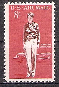 USA 845 ** Amelia Earhart / Lockheed 10E Elektra (201820)