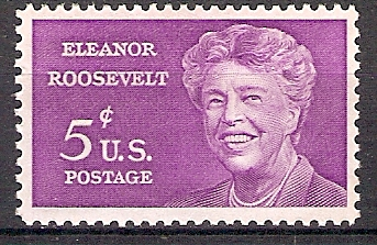 USA 849 ** Eleanor Roosevelt (20185)