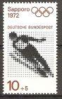 BRD 684 ** Olympische Spiele 1972, Sapporo (20151043)