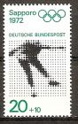 BRD 685 ** Olympische Spiele 1972, Sapporo (20151044)