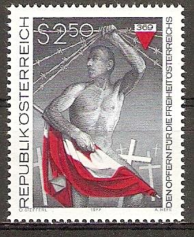 Österreich 1558 ** Freiheitskämpfer (20151069)