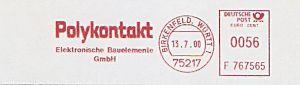 Freistempel F767565 Birkenfeld - Polykontakt GmbH / Elektronische Bauelemente (#171)