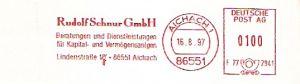 Freistempel F77 2941 Aichach - Schnur GmbH (#310)