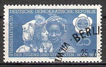 DDR 706 o Weltfestspiele der Jugend 1959 (2015428)