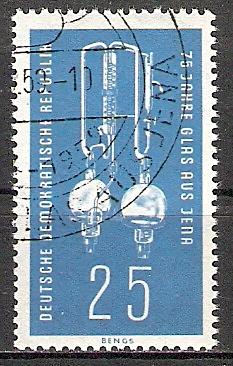 DDR 714 o 75 Jahre Jenaer Glaswerke 1959 (2015426)