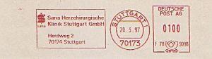 Freistempel F78 9098 Stuttgart - Sana Herzchirurgische Klinik Stuttgart (#154)