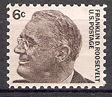 USA 894 yA ** Franklin Delano Roosevelt (20184)