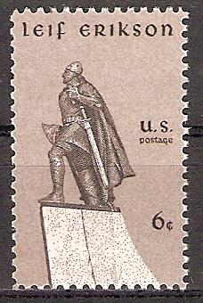 USA 967 ** Leif Erikson (2017144)
