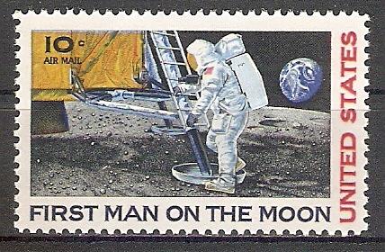 USA 990 ** Astronaut Neil Armstrong (2017452)