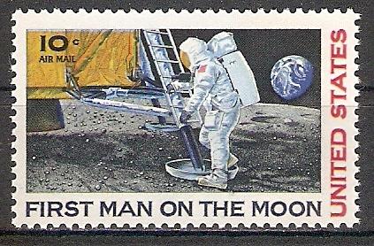 USA 990 ** Astronaut Neil Armstrong (2017453)