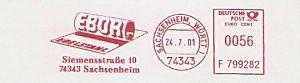 Freistempel F799282 Sachsenheim - EBOR Edelstahl (#173)