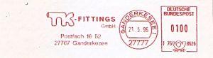Freistempel F76 8626 Ganderkesee - TK-Fittings GmbH (#403)